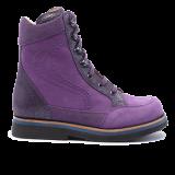 003 purple leather