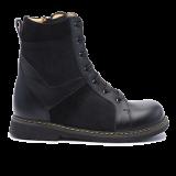 006 Black leather