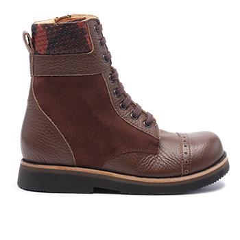 009 Cognac grain leather