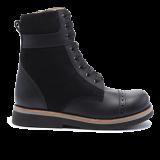 012 Black leather