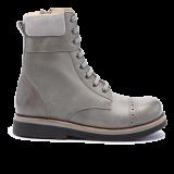 013 Grey leather