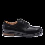 029 Black shinny leather