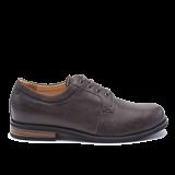 030 Grey leather