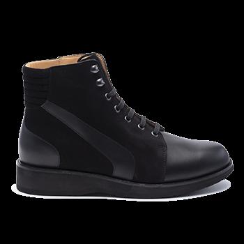 036 Black leather