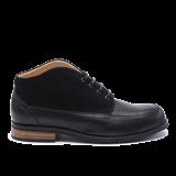 046 Black leather