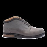 048 Grey leather
