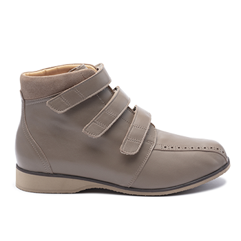 064 Taupe leather