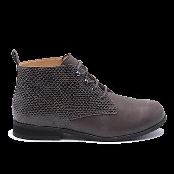 066 Grey fantasy leather