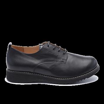 070 Black leather