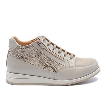 101 Beige leather