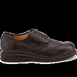 L1674 leather dark brown