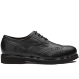 L1602 leather black