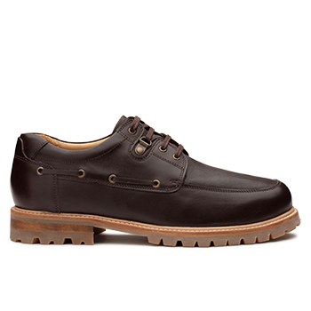 Sailor - R1604/X864 leather dark brown