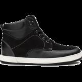 L1672/X872 leather black combi