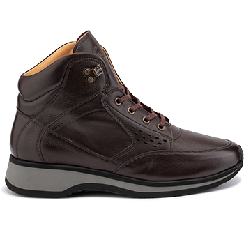 Perry - L1674/X864/L1674 leather dark brown