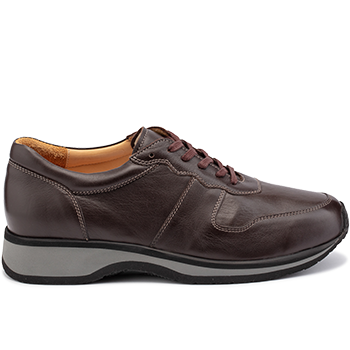 Victor - L1674/X864 leather dark brown