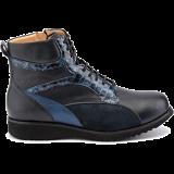 L1803/X1803 fantasy leather navy combi