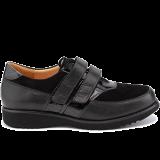 E20278/X872 fantasy leather black combi