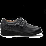 L1602/X852/S1662 fantasy leather black combi