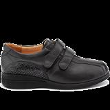E20278/X852 fantasy leather black combi