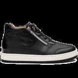 L1672/X852 fantasy leather black combi