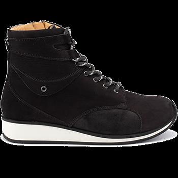 Montreal - N302/X860 nubuck black