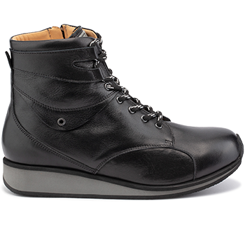 Montreal - L1602/X852 leather black