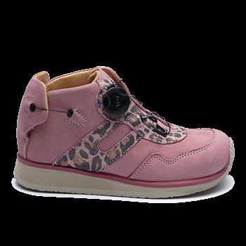 Alfie - N328/Y1925 Nubuck Pink Combi