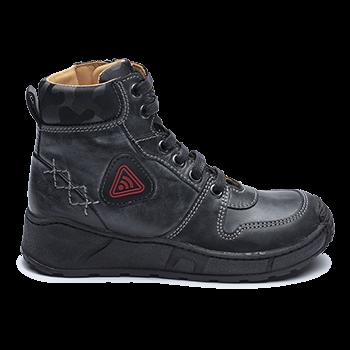 Tyler - J846/TR1932 Polished Leather Black Combi
