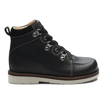 Lee - R552/Y692 Waxed Leather Black Combi