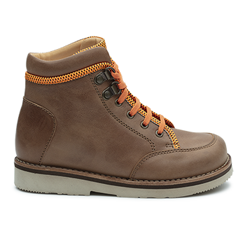 R1955/TS1930 Waxed Leather Brown Combi