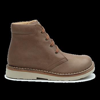 Dakota - R1955 Waxed Leather Brown